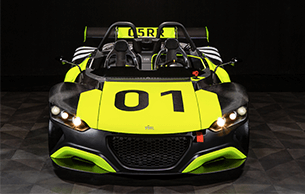GLOBAL DEBUT OF GROUNDBREAKING VUHL 05RR AT RACE OF CHAMPIONS IN MEXICO CITY