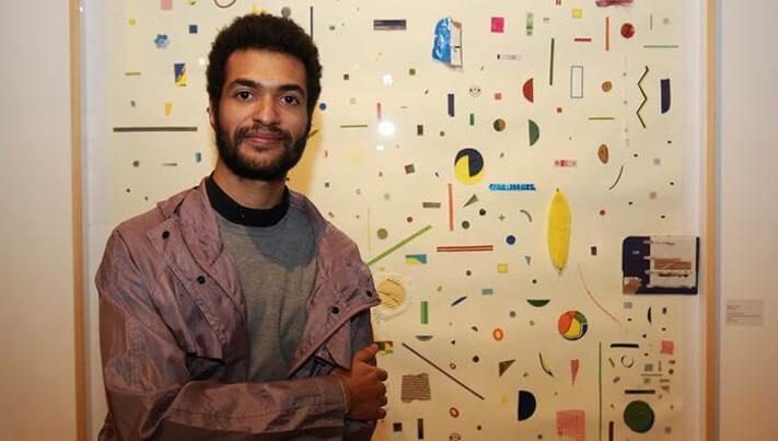 Brazilian artist Antonio Társis wins the VIA Arts Prize 2019