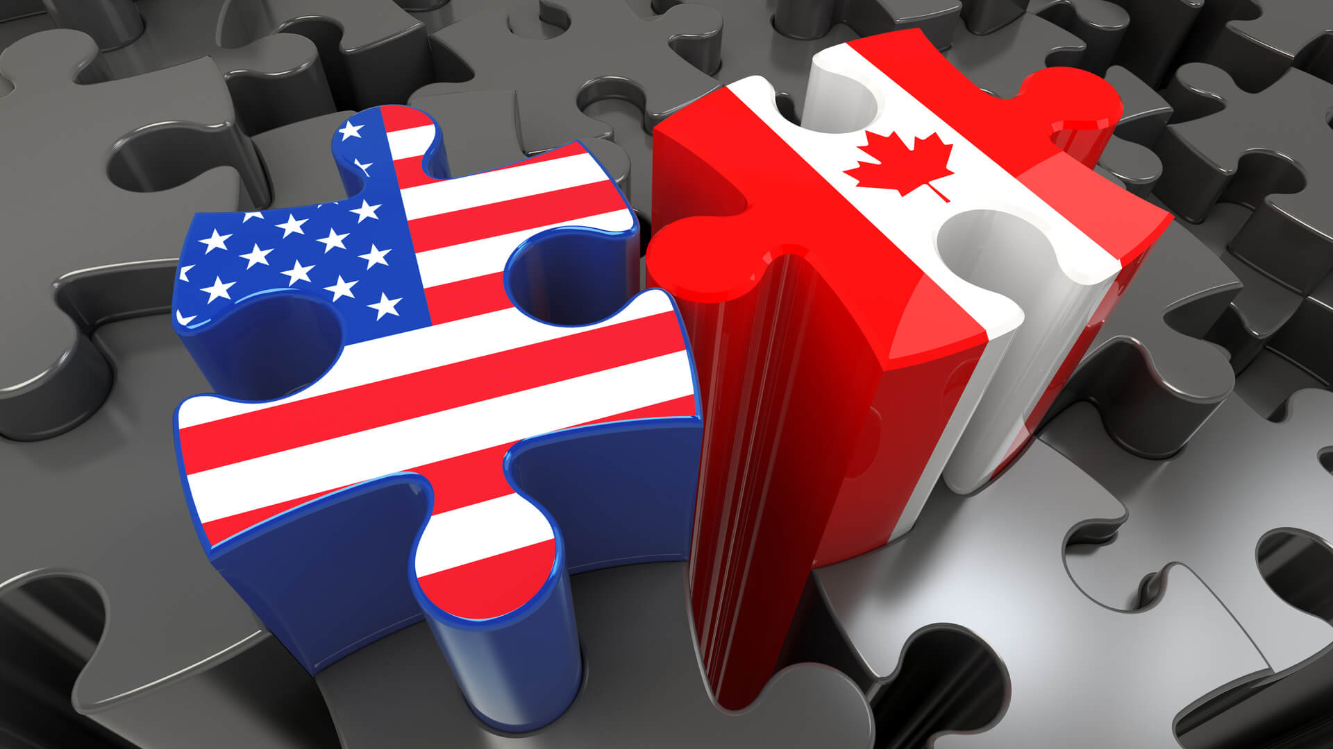 USA and Canada trade deal