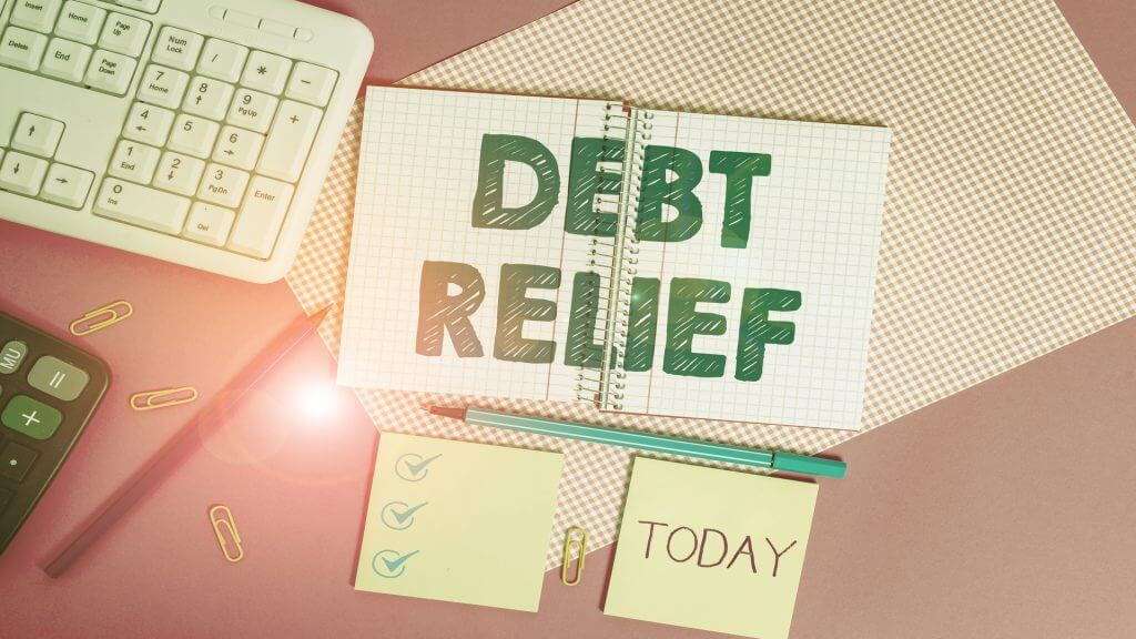 debt relief businesses