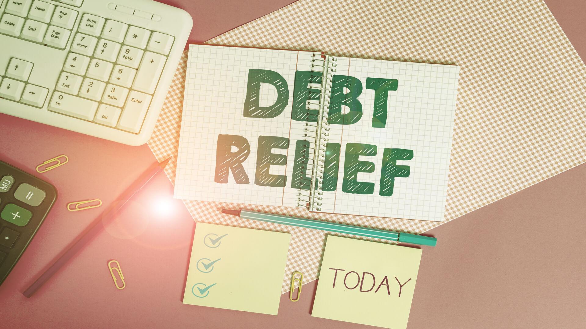 debt relief businesses