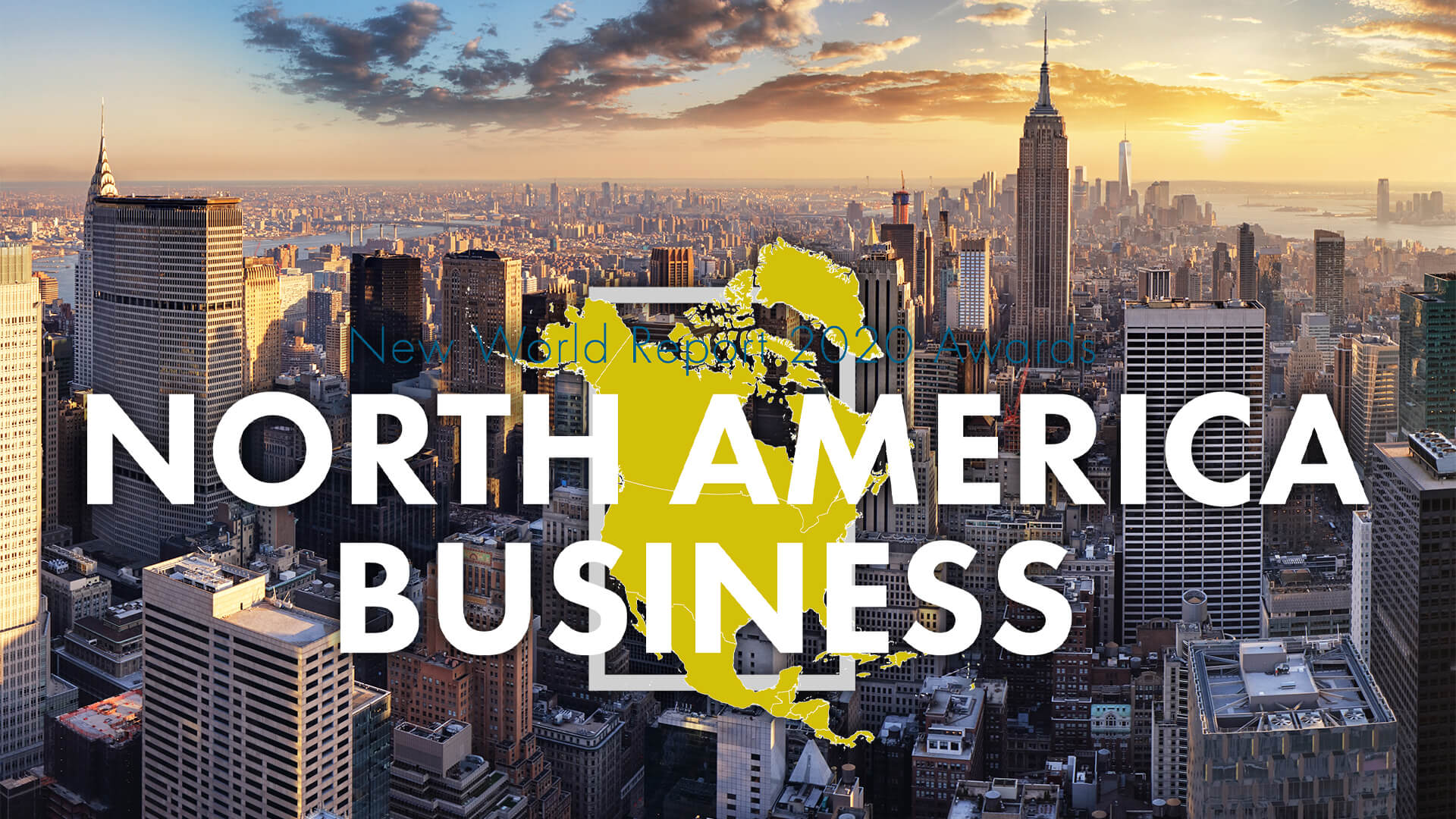 north america business awards 2