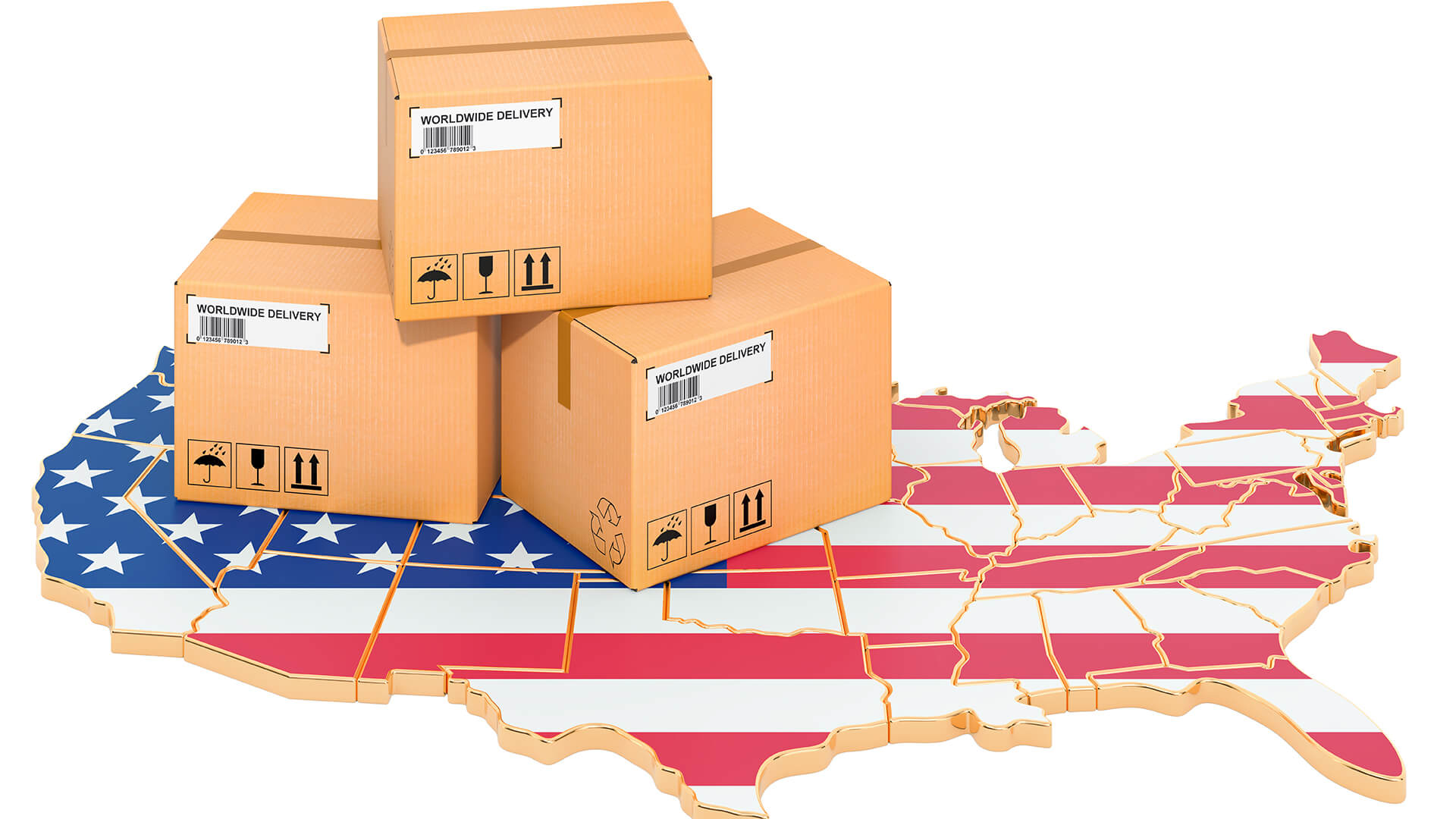 Delivery parcels